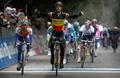 Första segern i Italien för Tom Boonen