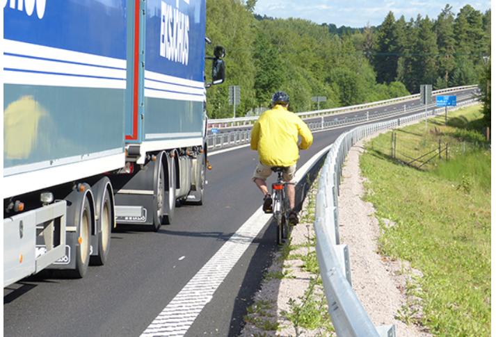 Mer om Cyklingsutredningen