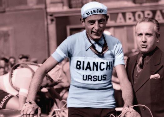 Cyklister vi minns: Fausto Coppi