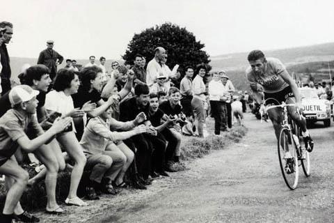 Cykelstjärnor vi minns: Jacques Anquetil