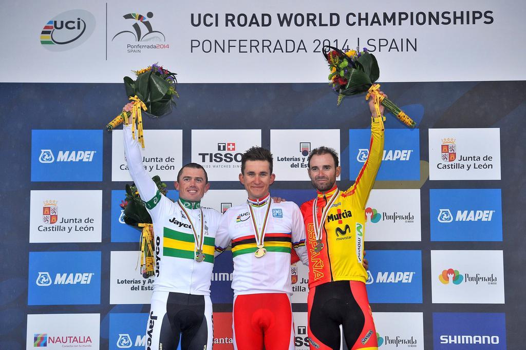 Cycling: Road World Championships 2014 / Men Elite