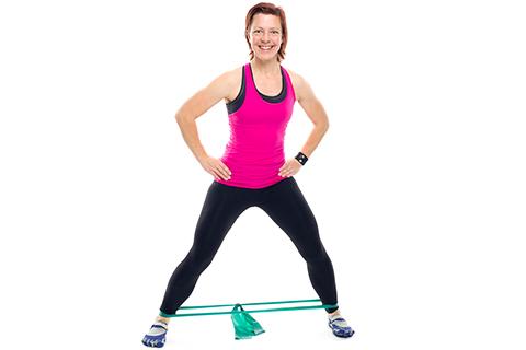 3 övningar som stärker dina knän