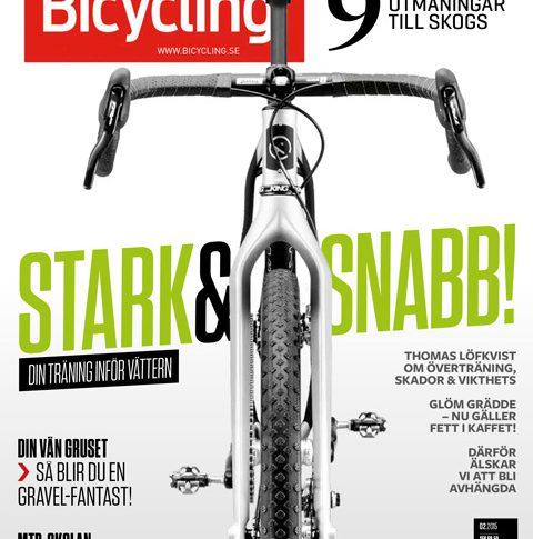 Ta en tjuvtitt på Bicycling nummer 2 2015