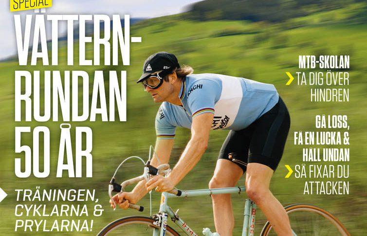 Ta en tjuvtitt på Bicycling nummer 4 2015