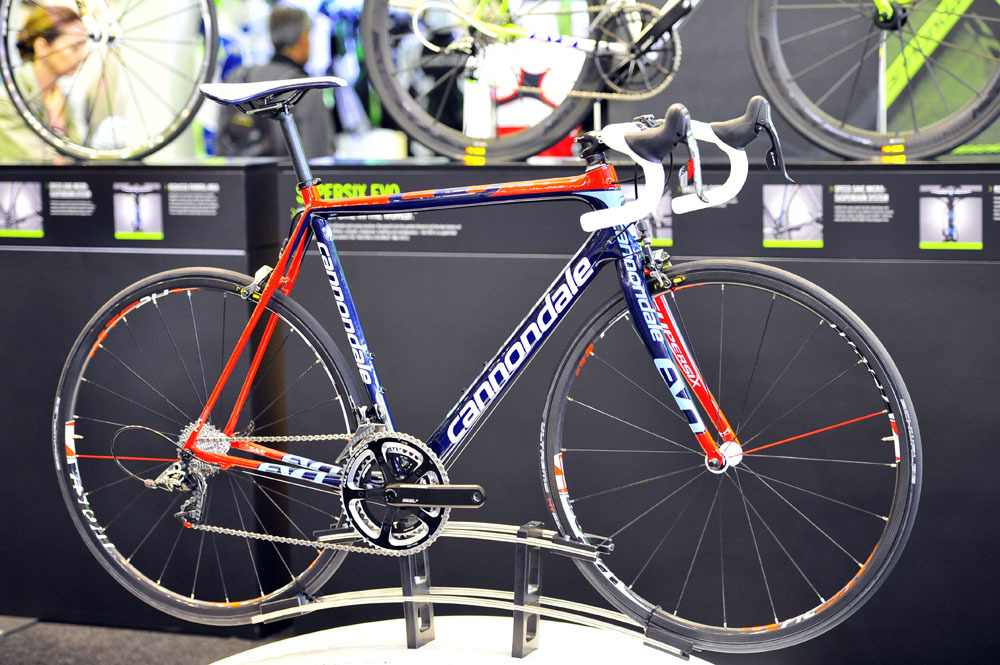 Cannondale EVO Hi-Mod Red Racing Edition