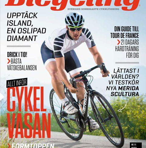 Här är Bicyclings nya logga – och en tjuvtitt på nummer 6 2015