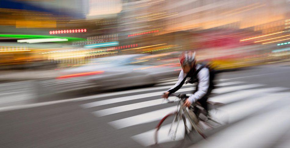 Så syns du bättre i trafiken som cyklist
