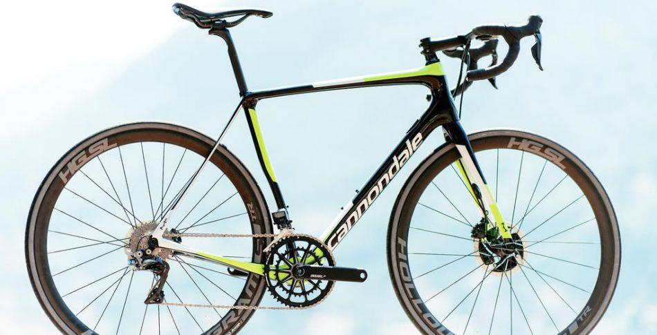 Cannondale lanserar nya cyklar i Synapse-serien