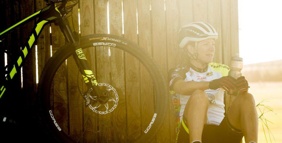 Jennie Stenerhags drömcykelhelg – Utför i Åre