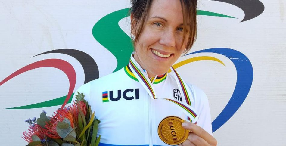 Anna Beck – Årets kvinnliga idrottare!