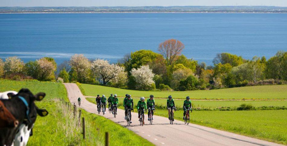 Midsommarfirande med Cykel-SM i Båstad