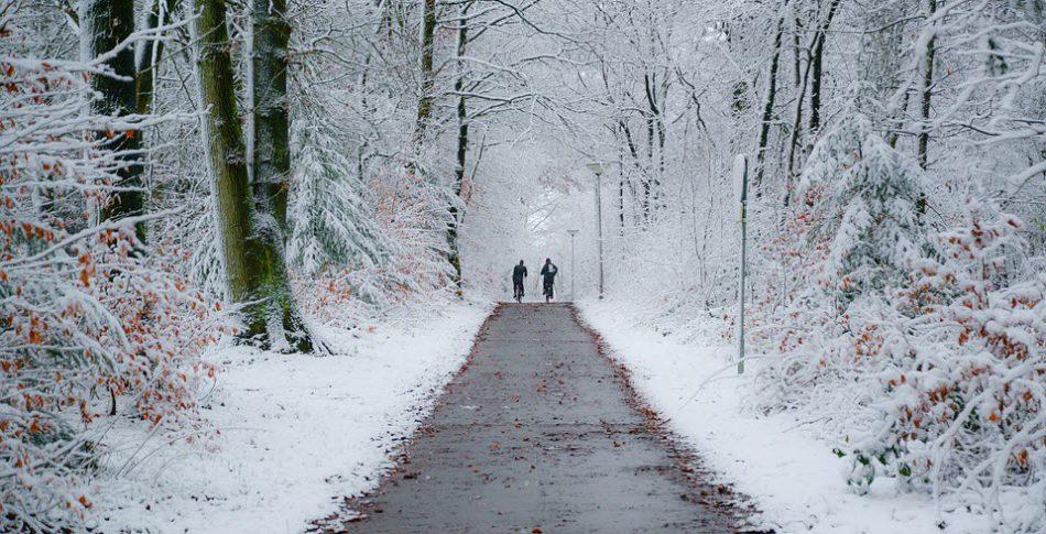 Karlstad söker vintercyklister