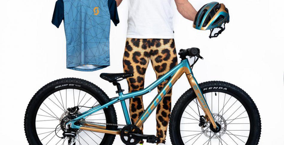 Skänk till välgörenhet  och tävla om unik cykel!