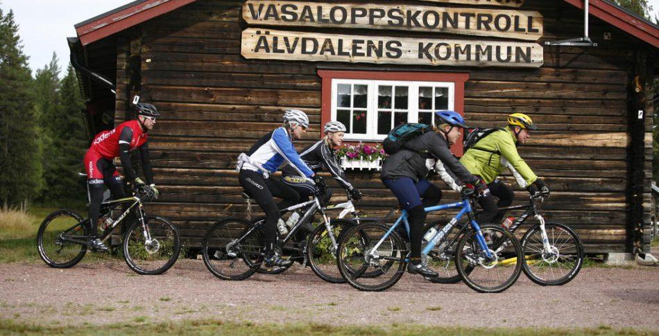 Cykelvasan 10 år –  Från mygg och elände till succé
