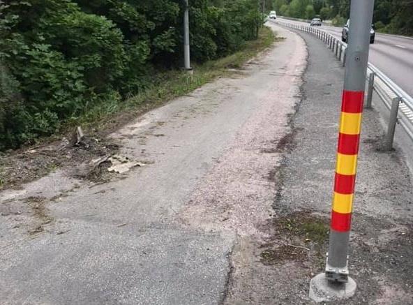 Trafikverket och cykel – en katastrof