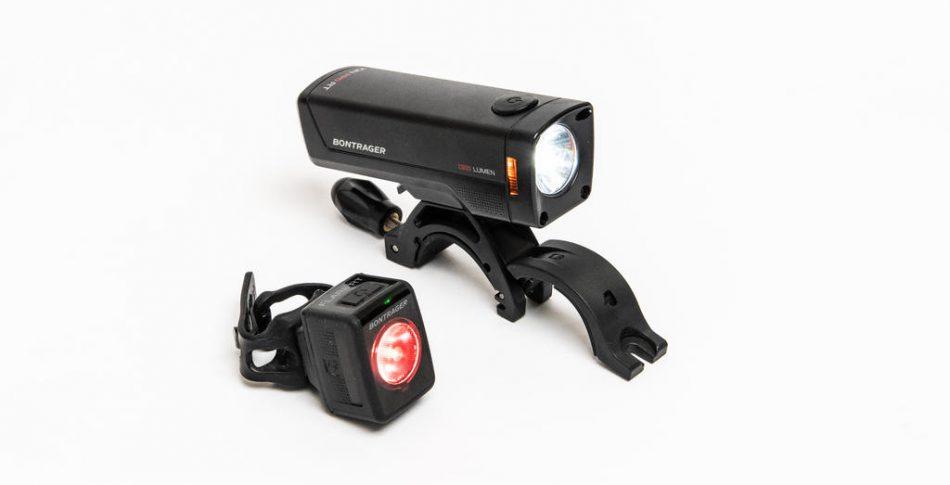 Test: Bontrager Ion Pro RT och Flare RT-lampset