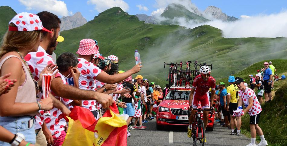 Tour de France skjuts upp