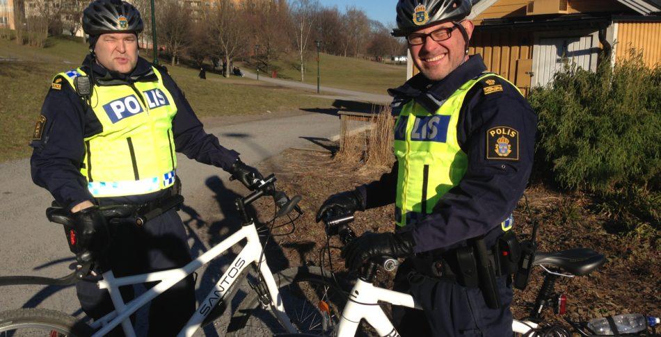 Cyklar olagligt
