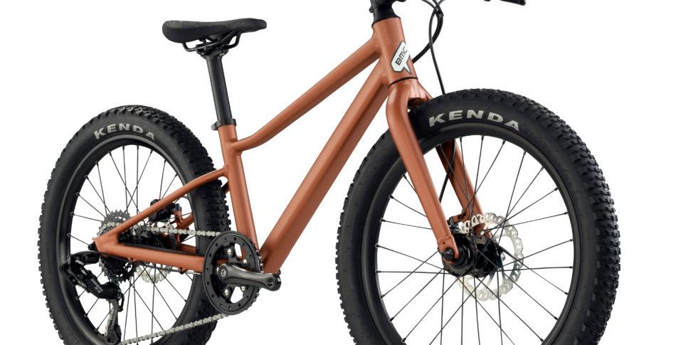 BMC satsar på kidsen med nya cykeln Blast
