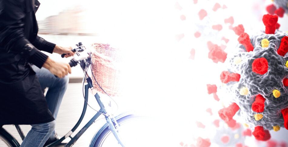 Folkhälsomyndigheten rekommenderar nu äntligen cykling