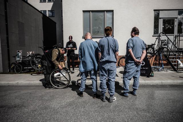 Mioo hjälper Vårdpersonal med gratis cykelservice under Coronan