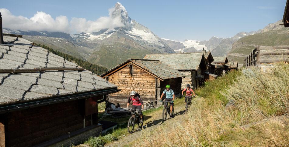Swiss Bliss i cykelmetropolen Valais