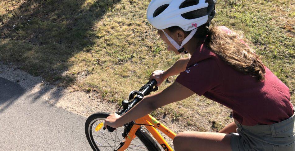 Cykla med era barn!