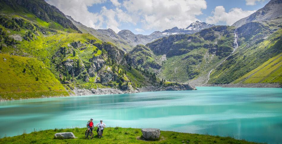 Nendaz i Valais – en cykeloas med 200 kilometer med mountainbikeleder