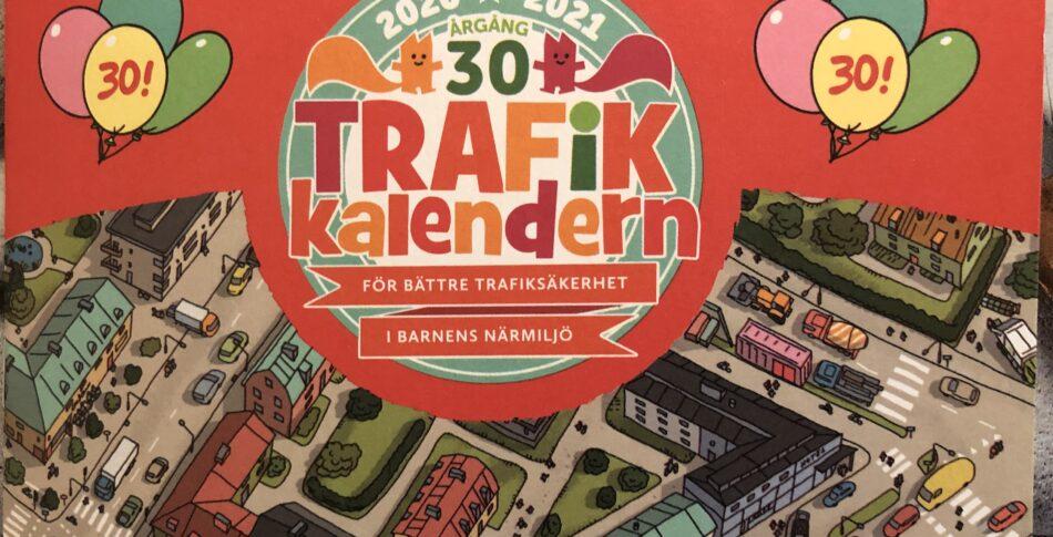 Trafikkalendern är SÅ pedagogisk!