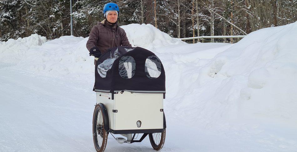 Tre svenska städer i topp inför internationell tävling på Vintercyklingens dag