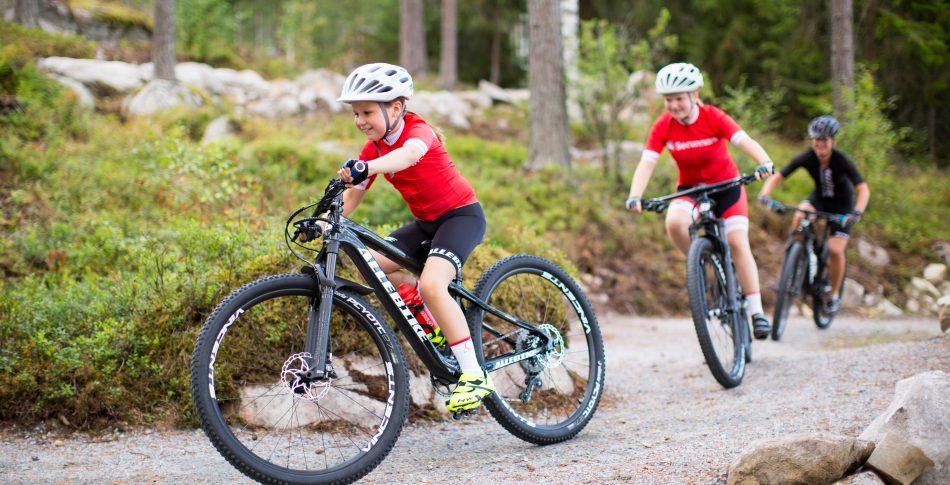 Hjälp oss skapa Sveriges bästa cykeldestination – Camp Järvsö!
