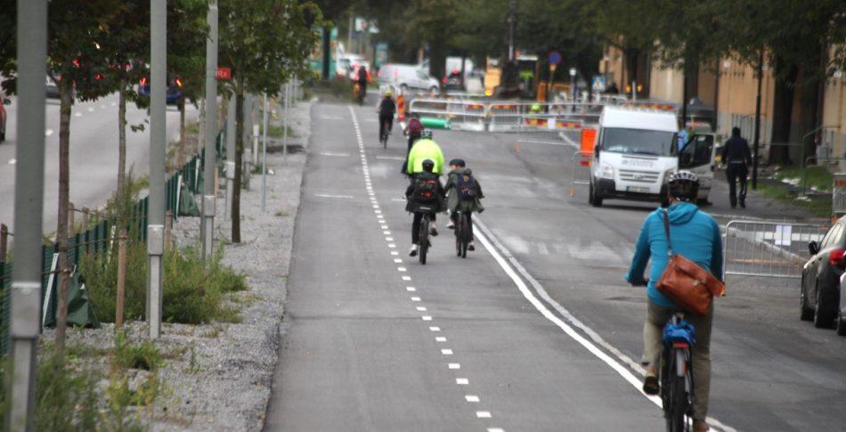 En cykelbana blir till – del 1
