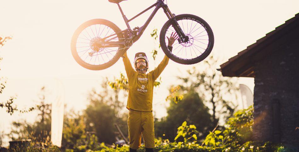 SCOR ett helt nytt märke mountainbikes från BMC